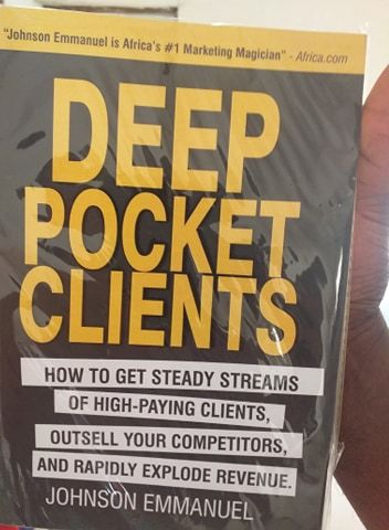 deep pocket clients book